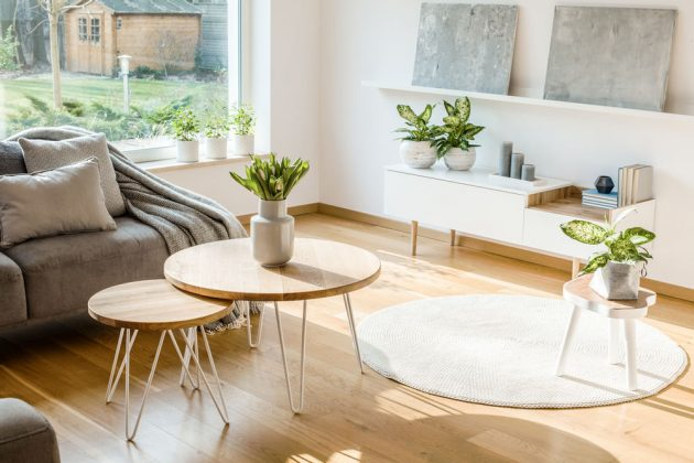 5 Great Ways To Decorate Your Living Room: Simple Tips To Spruce Up Your Home