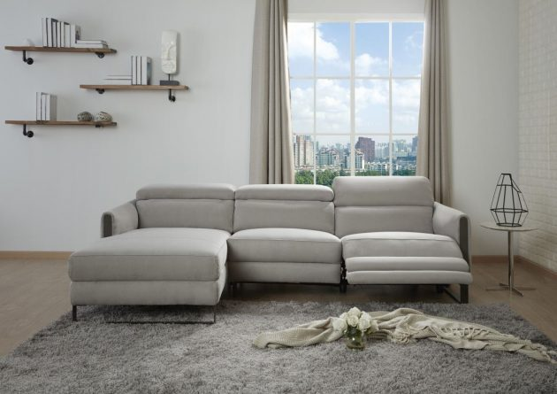 How to Style Your Living Room With a Cozy Recliner