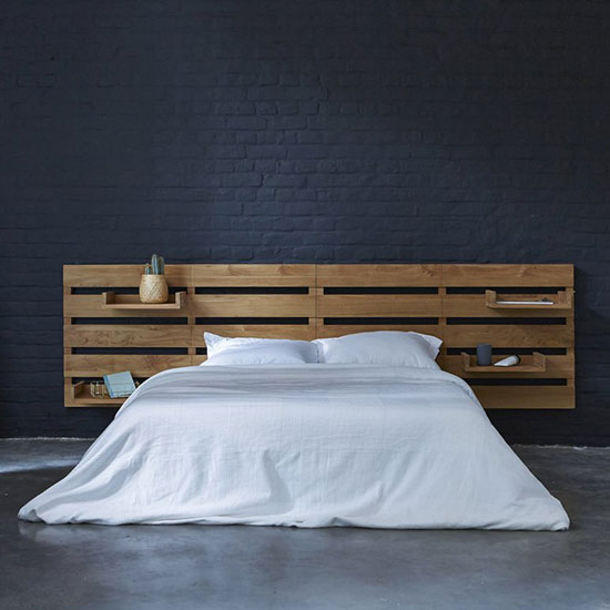 Headboard Ideas For Perfectly Personalized Bedroom