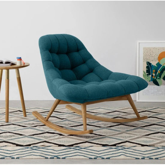 If You Want To Have A Charming Interior Then Own The Rocking Chair