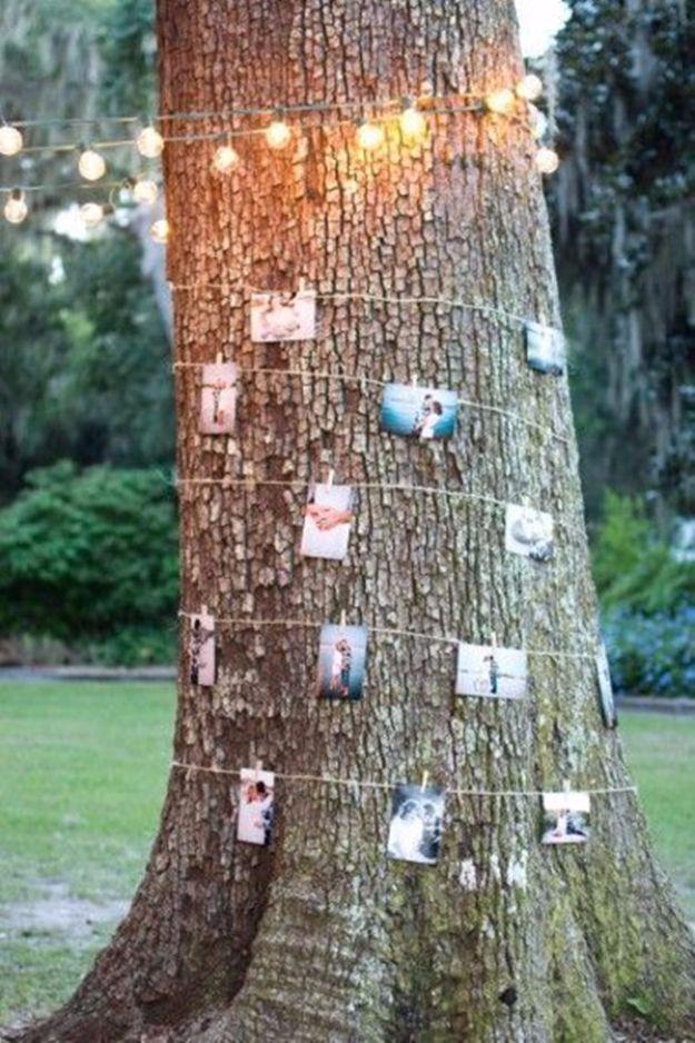 15 Delightful DIY Outdoor Wedding Décor Ideas For Your Summer Wedding