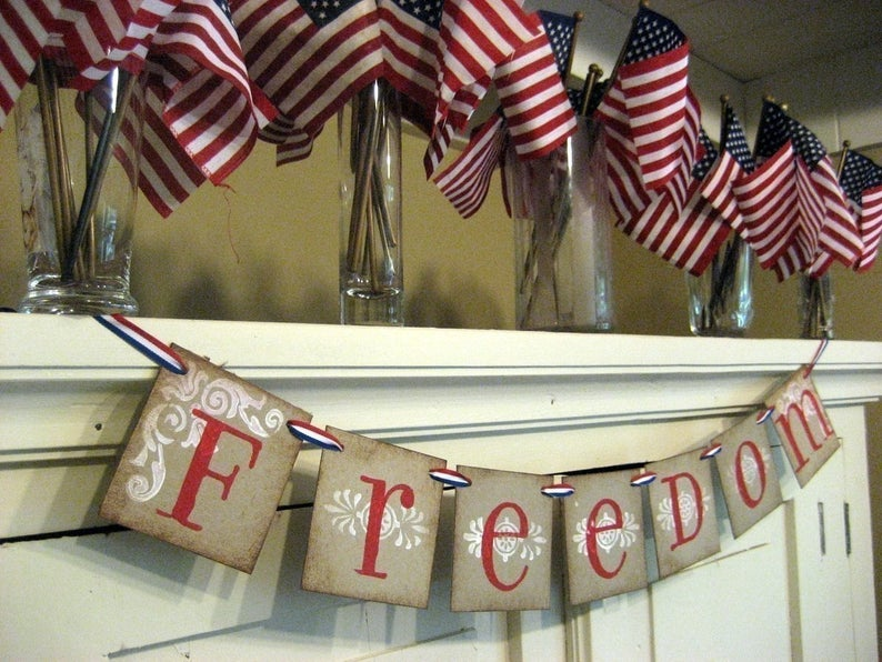 15 Patriotic 4th of July Banner Designs to Celebrate Independence Day