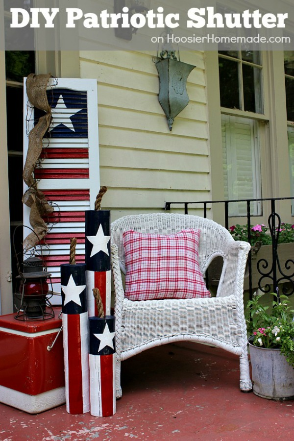 15 Patriotic DIY 4th of July Decorations You Will Love Crafting