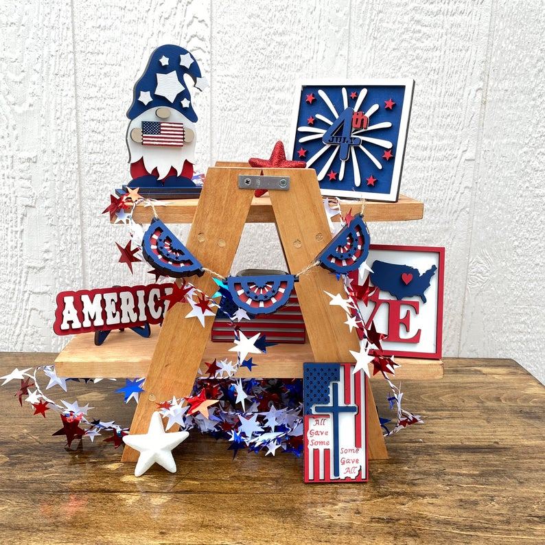 16 Incredible 4th of July Table Centerpiece Designs For Your Patriotic Décor