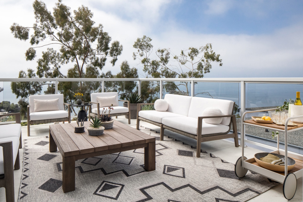 16 Magnificent Coastal Balcony Designs Straight Out Of Your Dreams