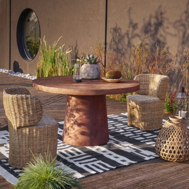 6 Models Of Garden Furniture To Catch Your Eye