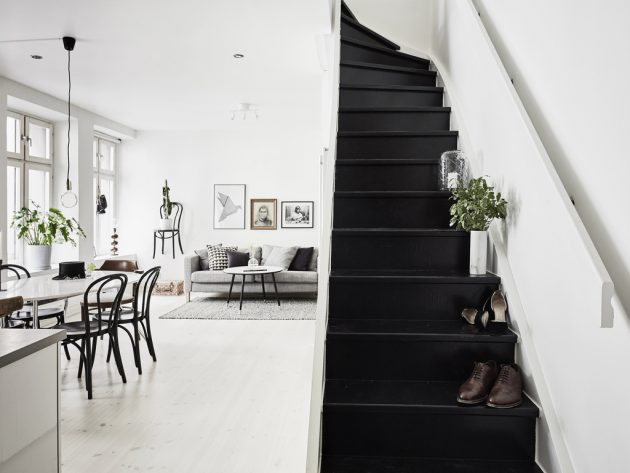 Ideas To Convince You To Adopt The Trend of Black Stairs
