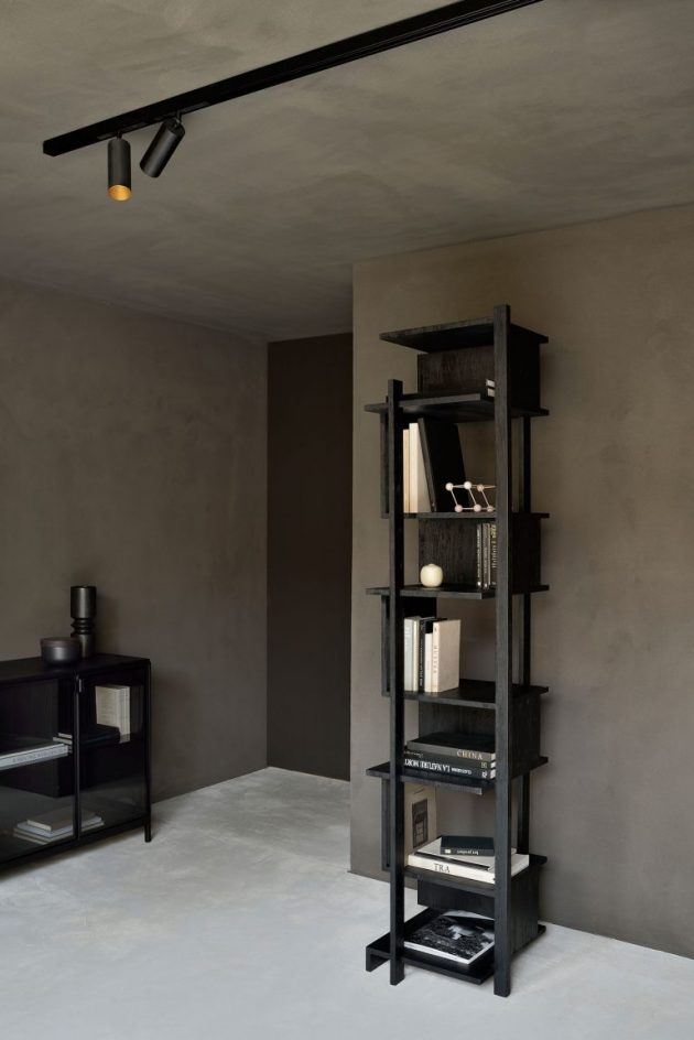 How To Bring Contrast In Your Interior With Black Decoration