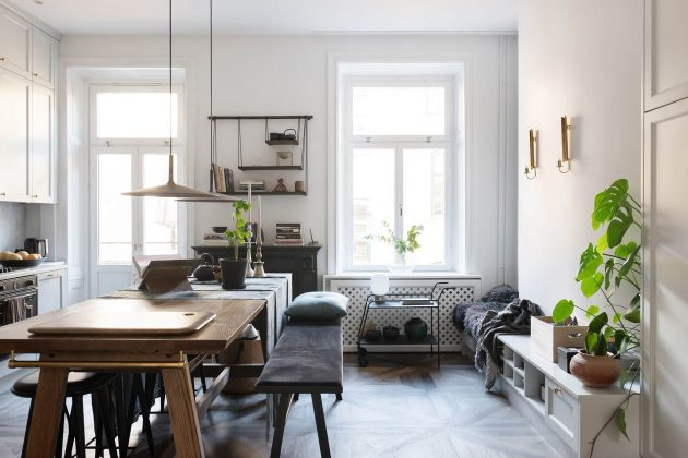 An Apartment Full Of Elegance To Inspire You
