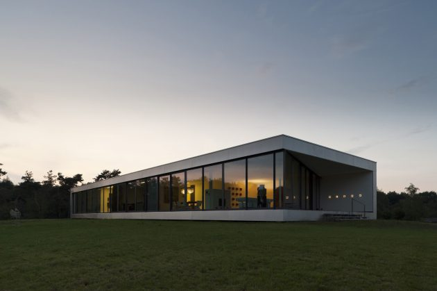 Bridge House by 123DV in Rotterdam, The Netherlands