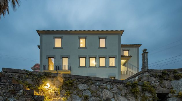 Green House – Rehabilitate the memory and identity of a house in Santo Tirso