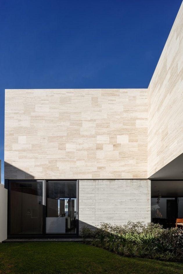 Guerrero House by Tacher Arquitectos in Zapopan, Mexico