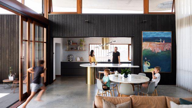 Klopper Residence by Klopper & Davis Architects in Perth, Australia