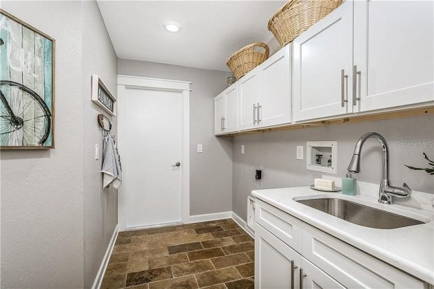Give Your Laundry Room A Makeover