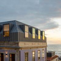 Predio Foz by As Arquitectos in Porto, Portugal