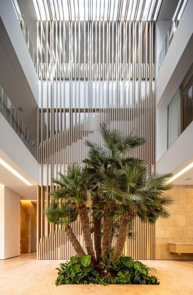 Reborn House by Alhumaidhi Architects in Al-Bidea, Kuwait