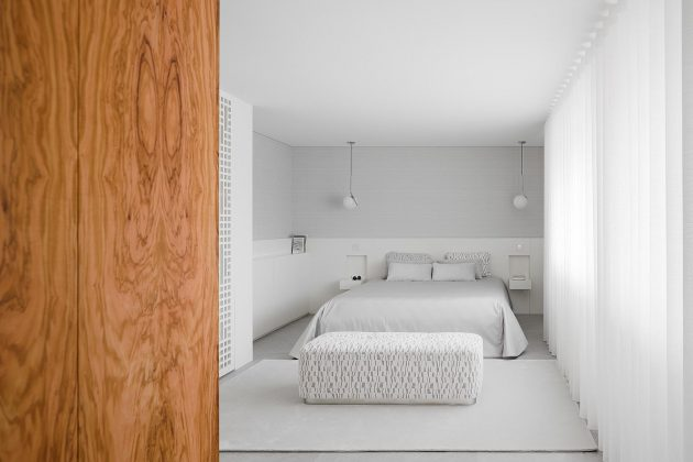 Sao Felix Apartment by Paulo Moreira Architectures in Portugal