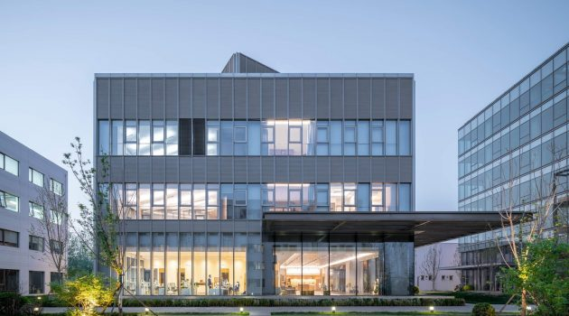 WELL Living Lab by Superimpose Architecture in Beijing, China