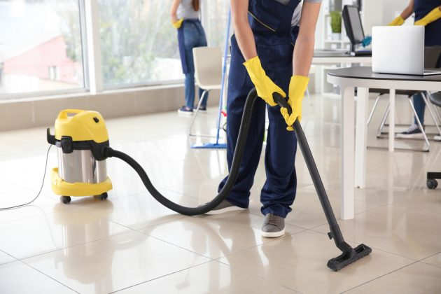 6 Common Types of Commercial Cleaning Services