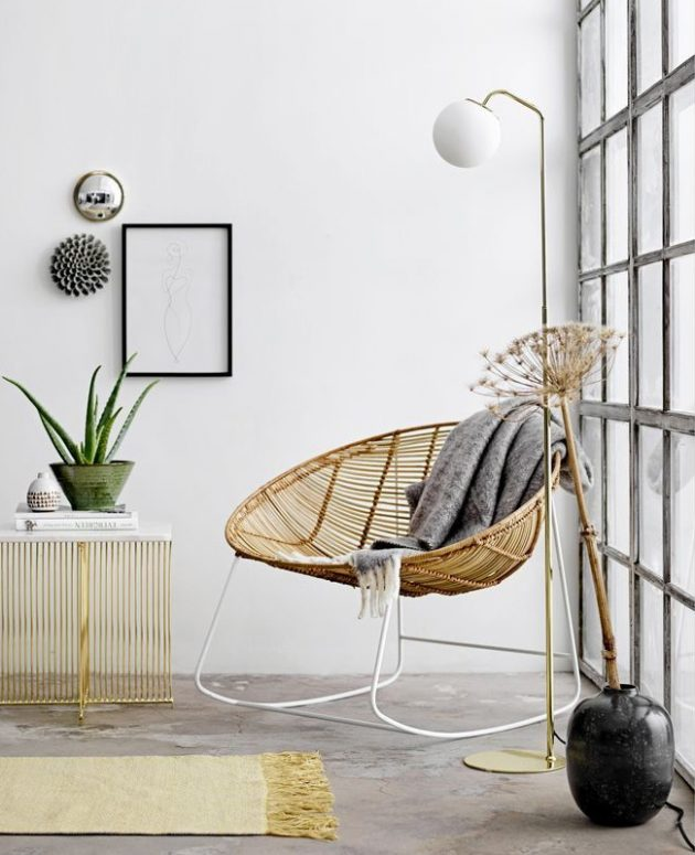 How To Create A Natural Decor In Your Living Room?