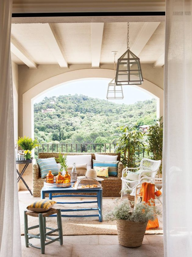 Tricks From Experts To Get A Terrace Of Ten