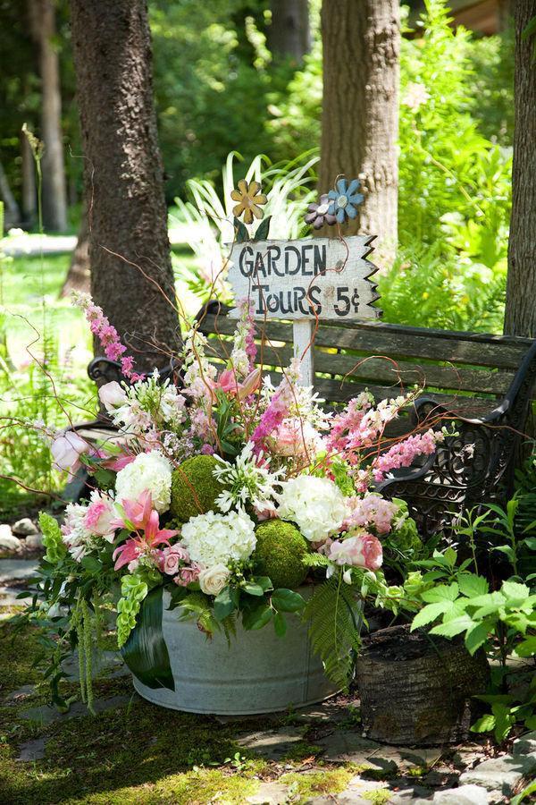 14 Cute DIY Garden Sign Ideas You Will Adore