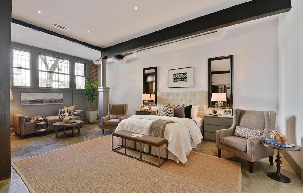 15 Lavish Industrial Bedroom Designs That Will Amaze You