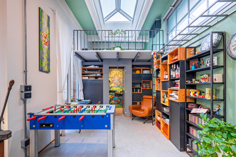 15 Spectacular Industrial Home Office Designs You Wouldn't Want To Leave