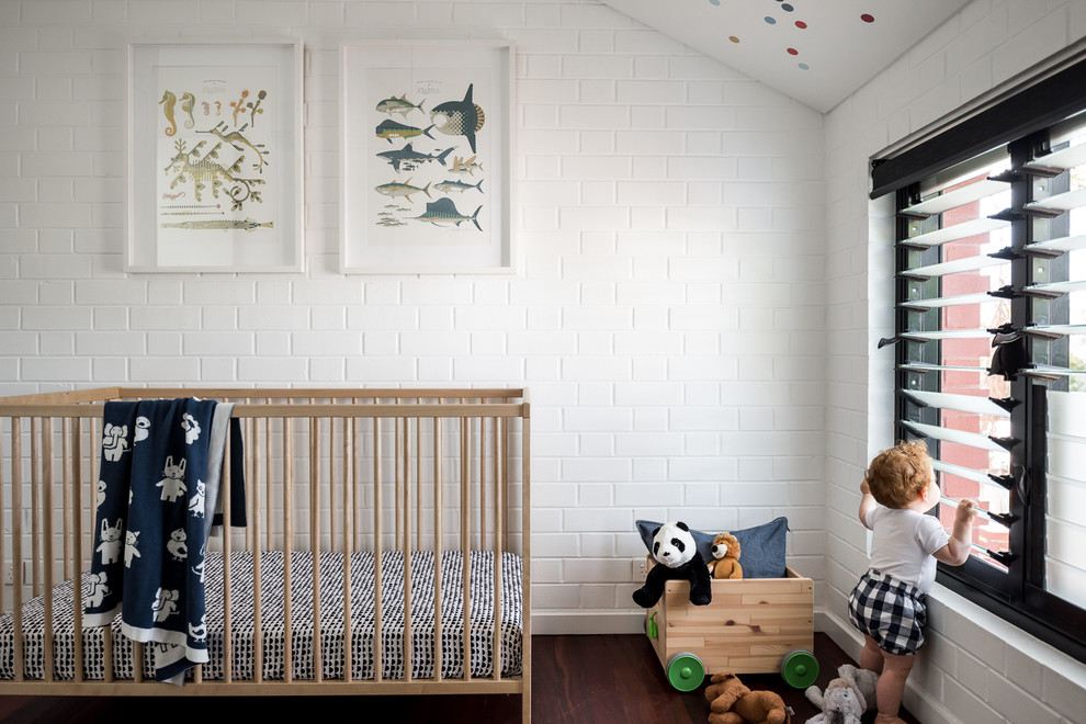 15 Wonderful Industrial Nursery Designs You Will Adore