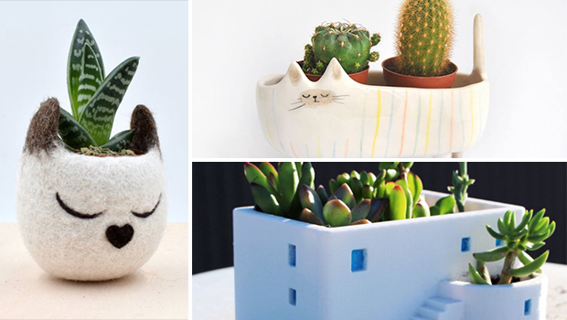 16 Unique Modern Planter Designs That Will Refresh Your Home