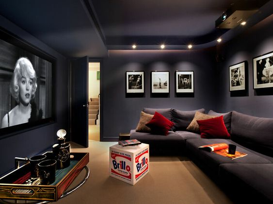 Get Ready For The Best Home Theater Ideas