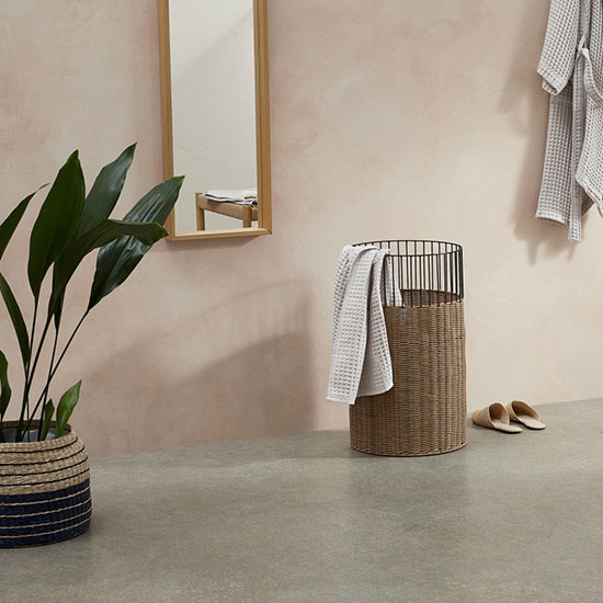 Functionality And Style - The Rattan Laundry Basket