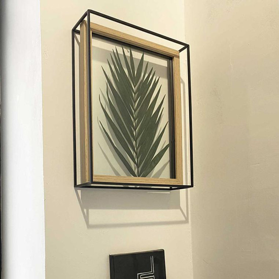 Display Your Favorite Flowers In A Herbarium Frame