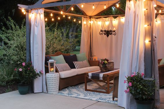 Light Up Your Terrace/Garden With The Following Lighting