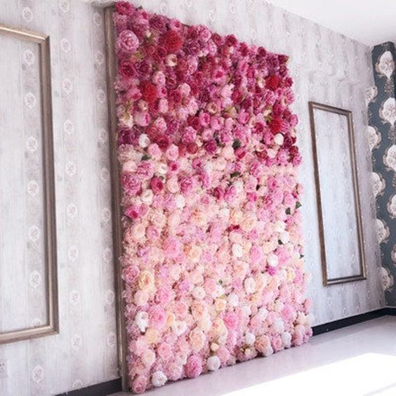 Inspirational Flower Panels That Will make You Want To Have One In Your Home