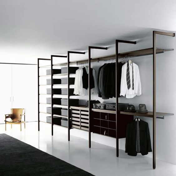 Which Is Better: Open Or Closed Dressing Room?