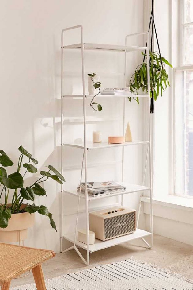 Advantages Of Why Having A White Bookcase Is The Perfect Choice
