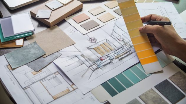 A Beginner's Guide To Interior Design Basics
