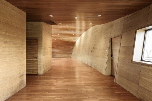 Cipea Villa by Sanaksenao Architects in Najing, China