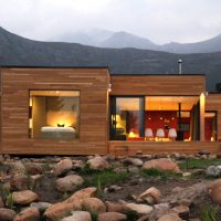 Ecomo House by Ecomo Modular Architecture in Franschhoek, South Africa