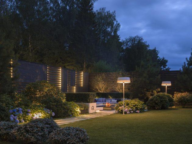 GL Residence by INRE Studio in Svetlogorye Village, Russia