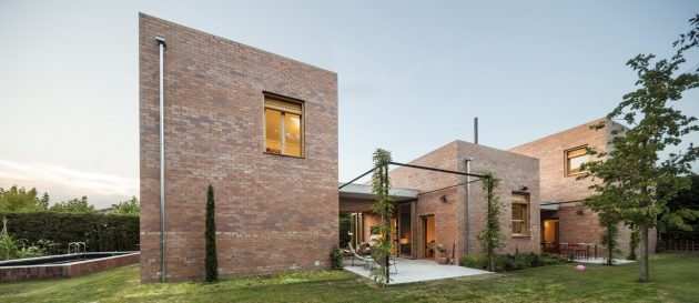 House 1101 by H Arquitectes in Sant Cugat Del Calles, Spain