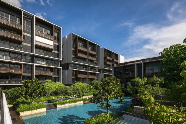 Kandis Residences by ONG&ONG in Singapore