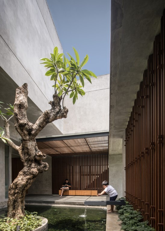 RJ House by Rakta Studio in Bandung, Indonesia