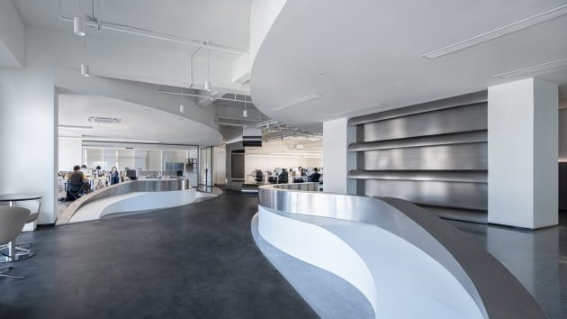 Riparia - Golong Offices by PINES ARCH in Hangzhou, China
