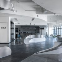 Riparia – Golong Offices by PINES ARCH in Hangzhou, Cina