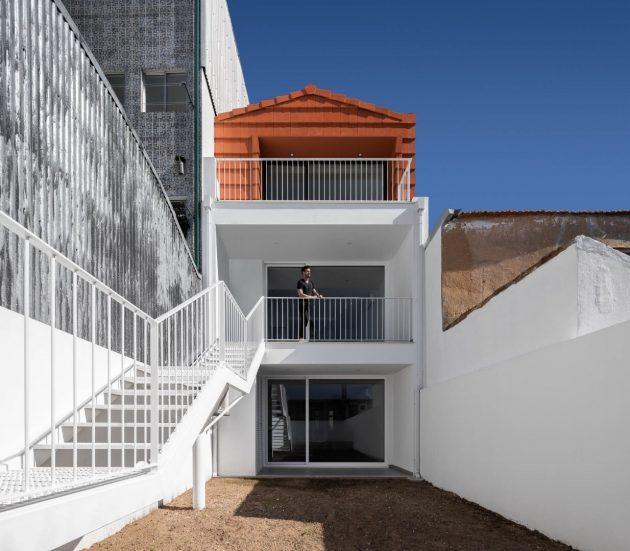 São Bartolomeu House by Sonia Cruz - Arquitectura in Aveiro, Portugal