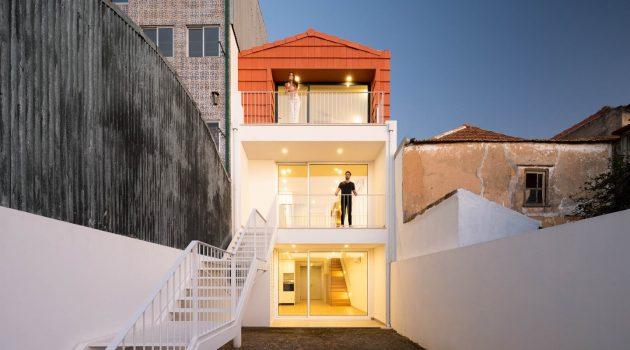 São Bartolomeu House by Sonia Cruz – Arquitectura in Aveiro, Portugal