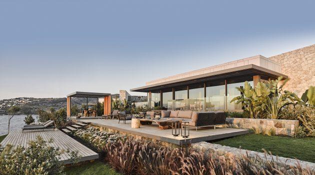 The Ritz-Carlton Residences by SAOTA in Bodrum, Turkey
