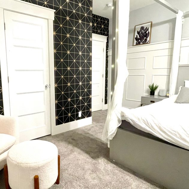 Top 5 Geometric Peel and Stick Wallpaper Designs For 2021